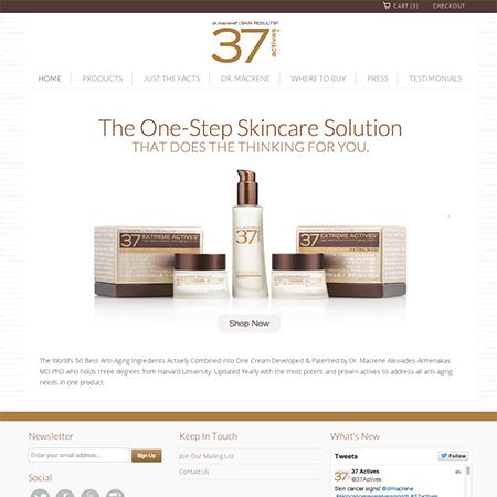 Online store built using Shopify. Visit website.